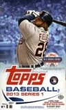 2013 Topps Hobby Box - 36 Packs